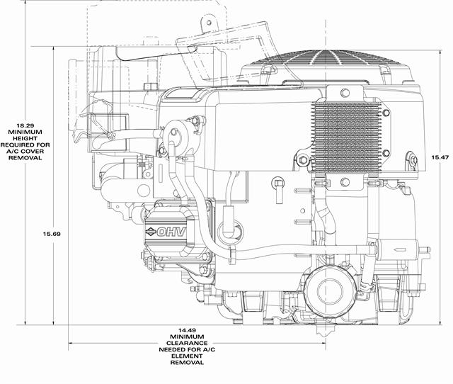 Small Engine Source.com 49T877-0024 Briggs & Stratton 27