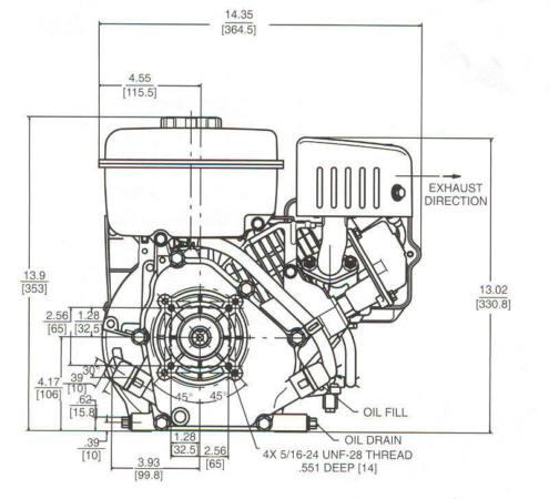 6 HP VANGUARD ™ Model Series 118400