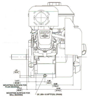 Briggs And Stratton 3 Hp 2 Stroke Engine First Briggs And