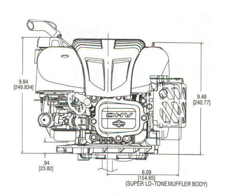 Briggs And Stratton 6.5 Hp Engine Manual
