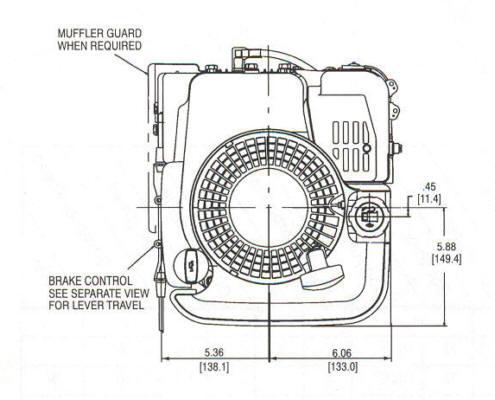 Briggs And Stratton 3 Hp 2 Stroke Engine, Briggs, Free
