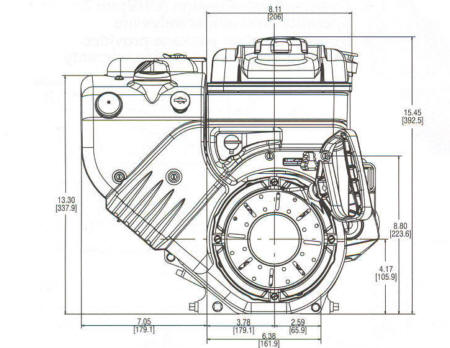Briggs And Stratton 8 Hp Engine Manual