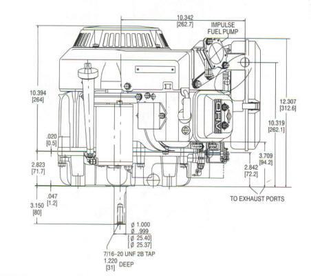 Briggs And Stratton Fuel Pump Briggs Fuel Pump Hose
