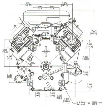 23 HP ELS ™ Model Series 380700