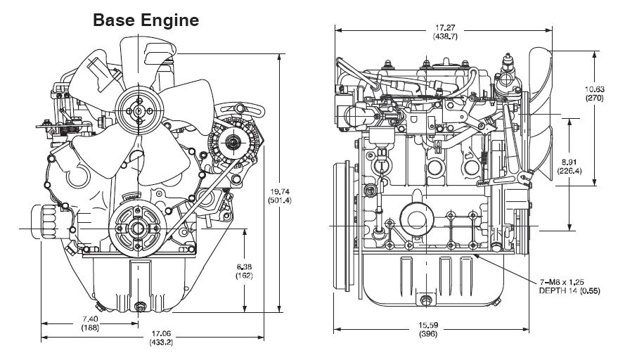 V-Twin Model Series 3/LC Gasoline Series