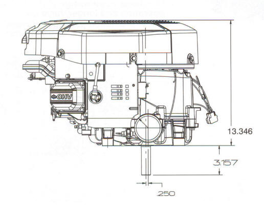 22 HP ELS ™ Model Series 40H700