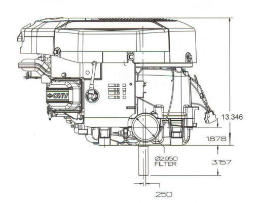26 HP ELS ™ Model Series 446700