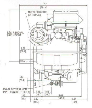 3.5 HP Model Series 91200