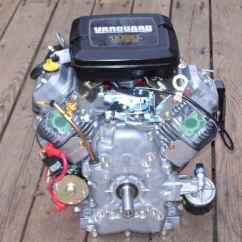 Briggs Amp Stratton Engine Diagram Three Way Switch Wiring & Horizontal Shaft Small Engines