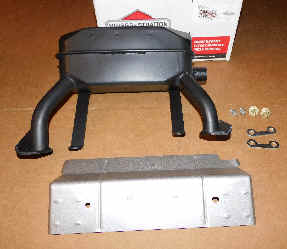 Briggs & Stratton Mufflers for Small Engines