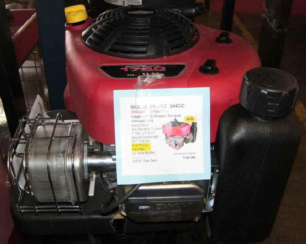 medium resolution of briggs stratton 21r772 17 5 torque engine