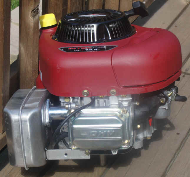 Briggs Stratton Vertical Shaft Small Engines10 hp briggs