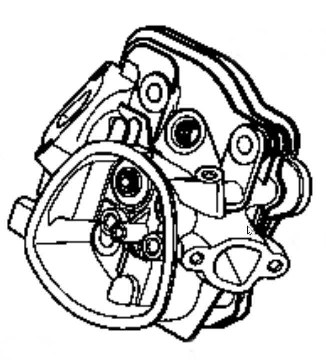 Kohler Cylinder Head Blank