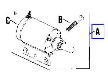 Kohler electric startersfor Small Engines