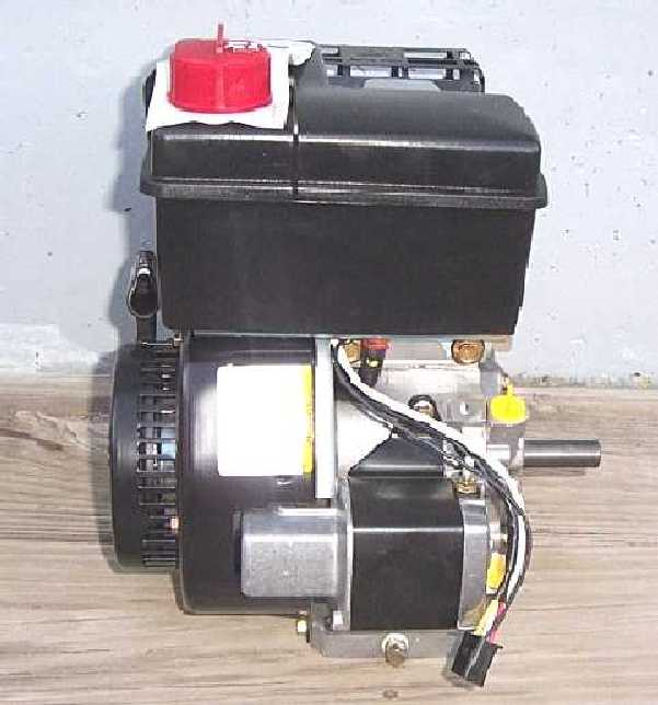 Wiring Diagram For Briggs 10 Hp Engine