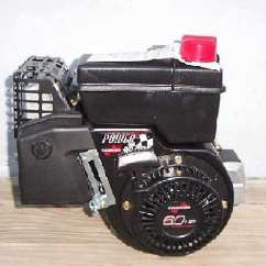 Dual Motor Starter Wiring Diagram Hps Sentinel G Small Engine Surplus Ohh60-71113 Tecumseh Power Sport 6 Hp Electric Start Go Kart