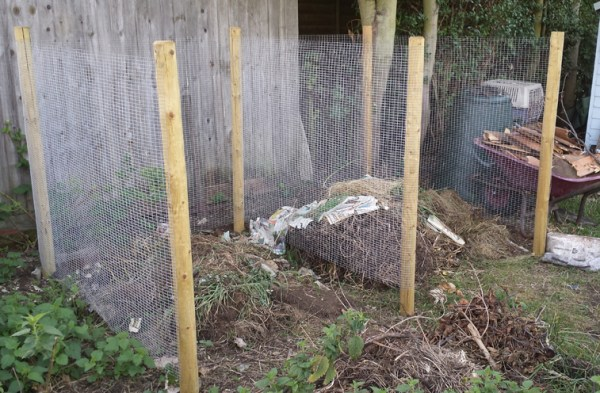 Compost bins - make your own compost bin