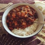 Thrifty meals: Instant Pot Spicy Stew