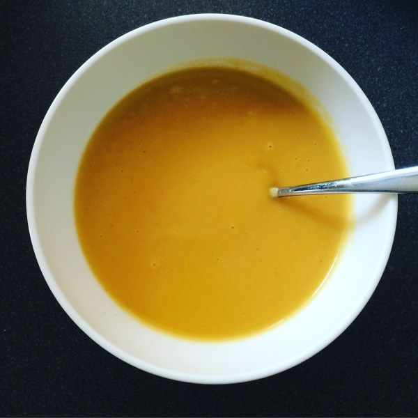 Cheap meals - Autumn Butternut Squash soup