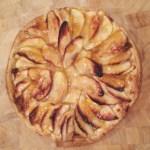 Easy Apple Tart Recipe (Vegan)
