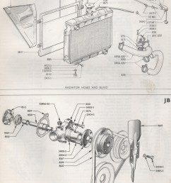 ford 170 engine diagram wiring diagram for you 170 radiator hoses and water pump consul corsair [ 2209 x 2908 Pixel ]