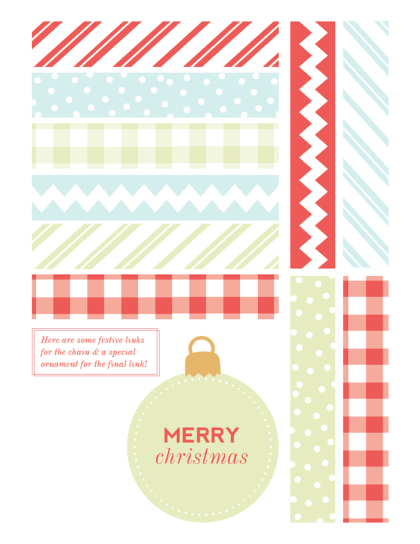 Small Fry Christmas Printable 2