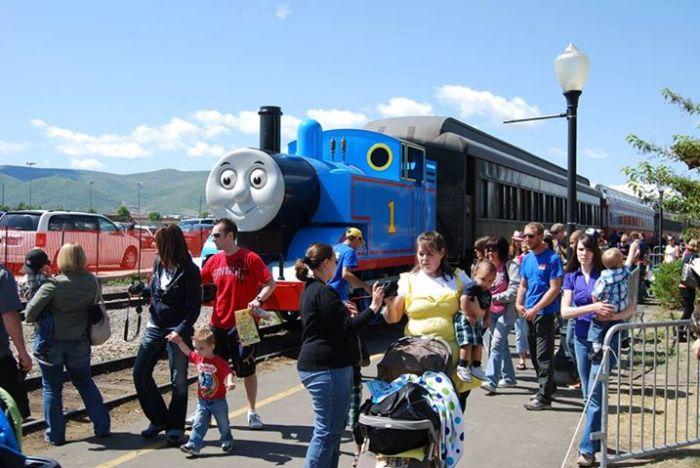 Tiny Tourist : Midway, Utah
