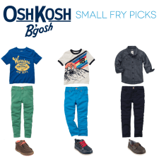 osh kosh | look for your boy