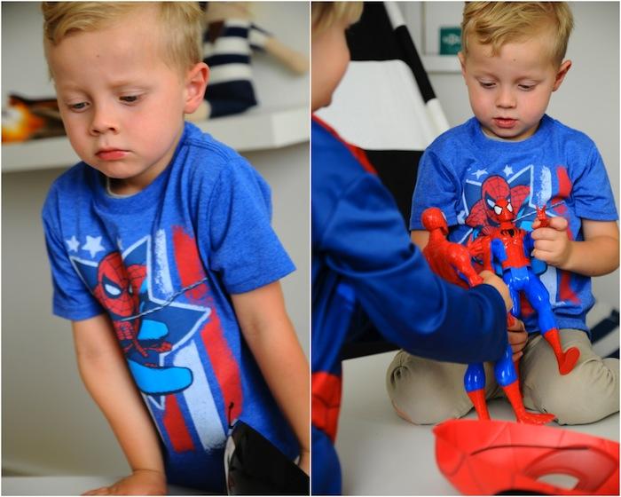 Spiderman at Target
