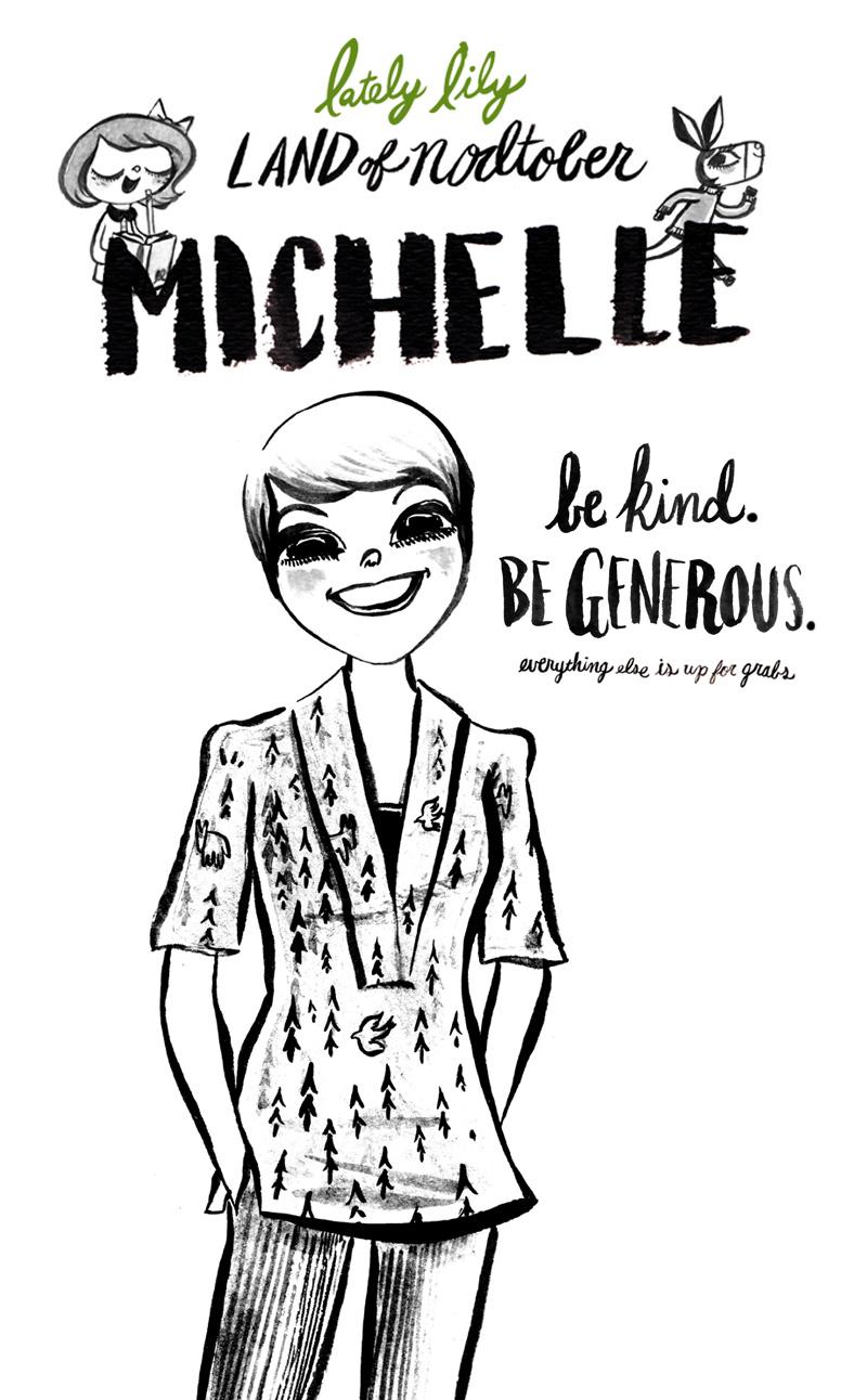 Michelle Interview