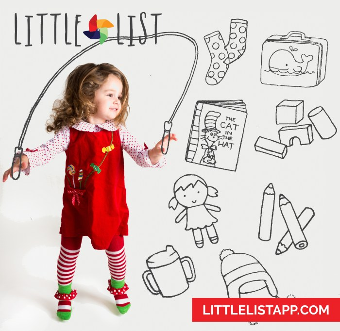 LittleList Christmas Registry