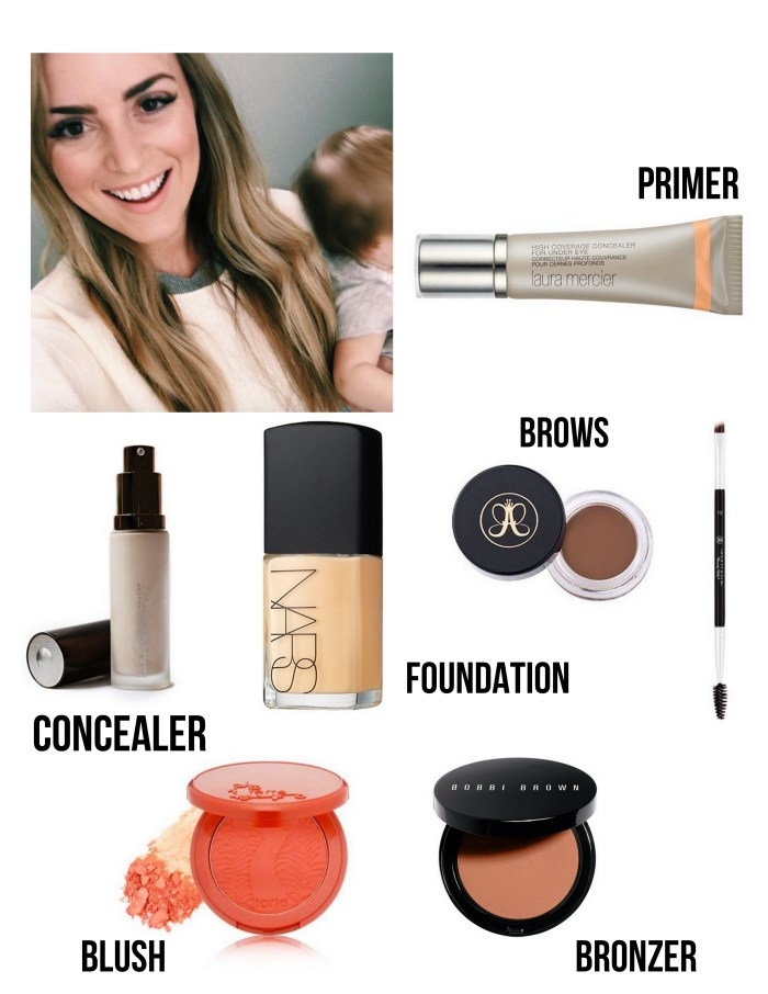Jenna's Makeup Routine