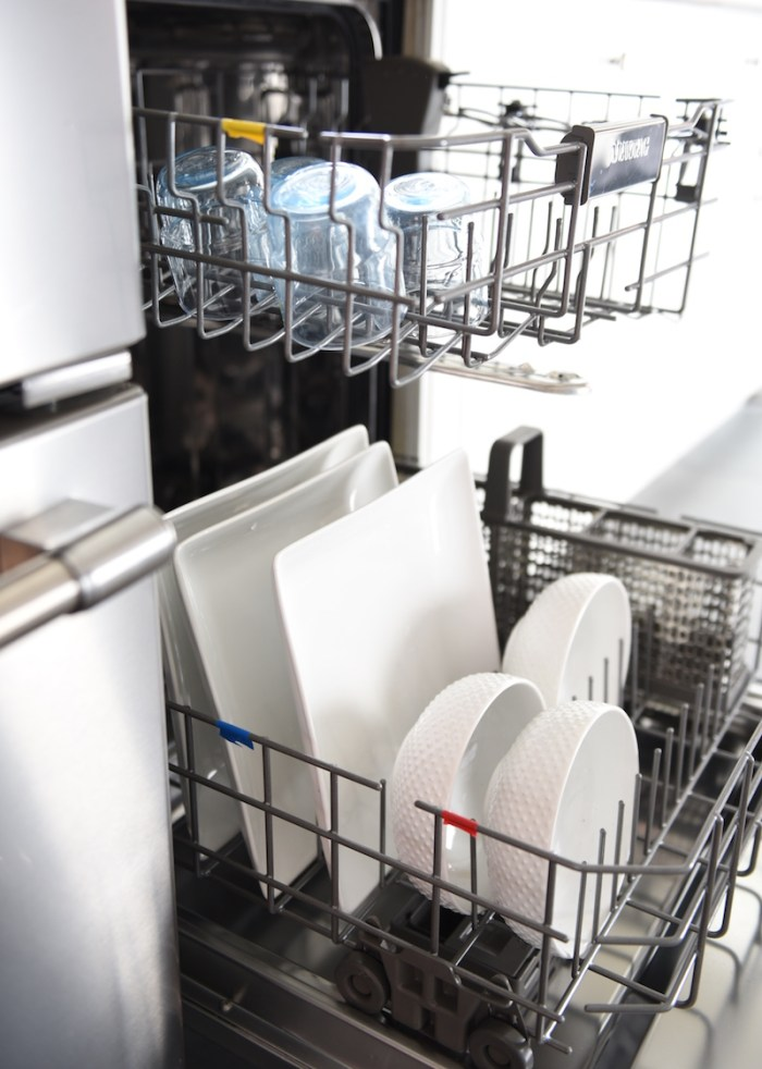 Teaching Kids to Load the Dishwasher