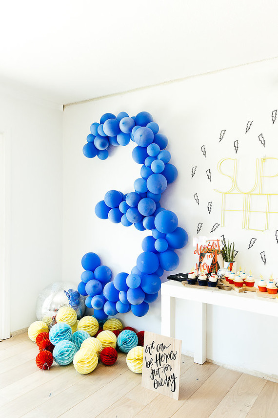 Modern Kid Party Ideas