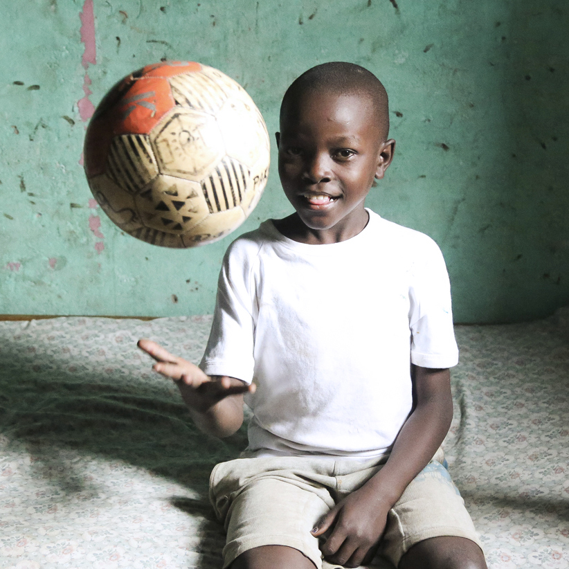 PARK Social Soccer Co. Buy a Ball Give a Ball to Someone in Need