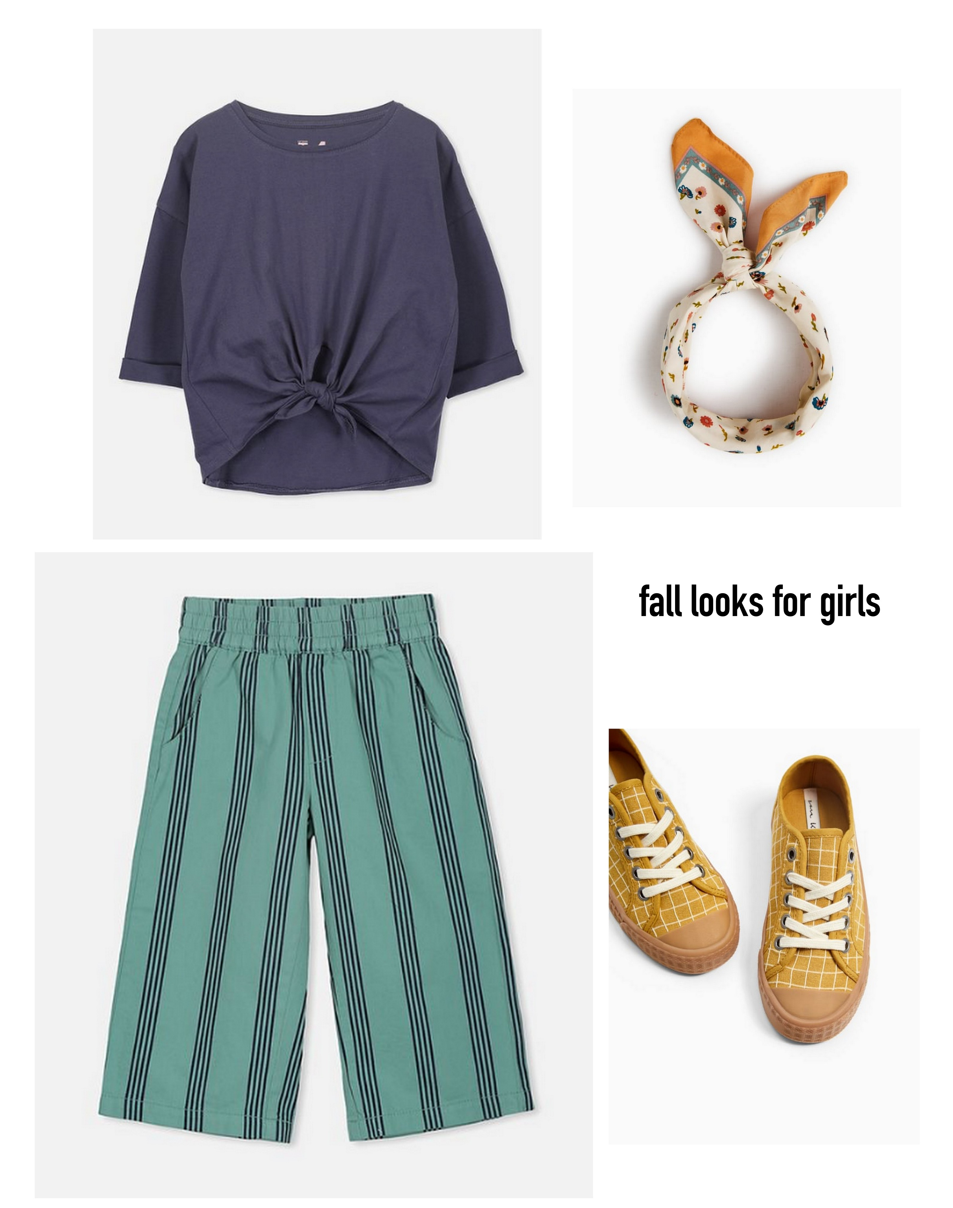 Fall Looks For Girls