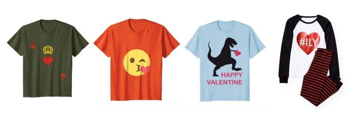 Valentine's Duds for Kids