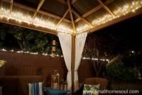 Relaxing Backyard Retreat - Easy & Inexpensive Updates ...