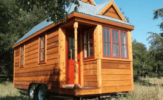 New Video From The Tumbleweed Tiny House Company Small