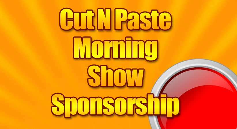 Cut & Paste Morning Show Package