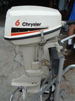 75 Hp Chrysler Outboard Motor  impremedia