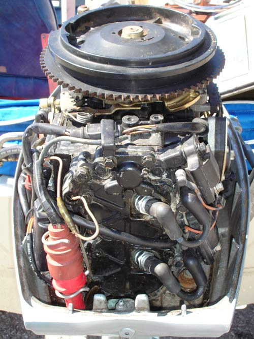 Wiring Harness For Outboard Motor