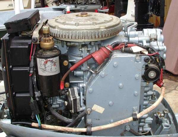 Mariner Ignition Switch Wiring Diagram Evinrude 70hp For Sale