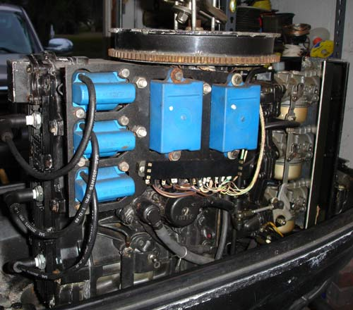 Force Outboard Motor Wiring Diagram 50 Hp Force Outboard