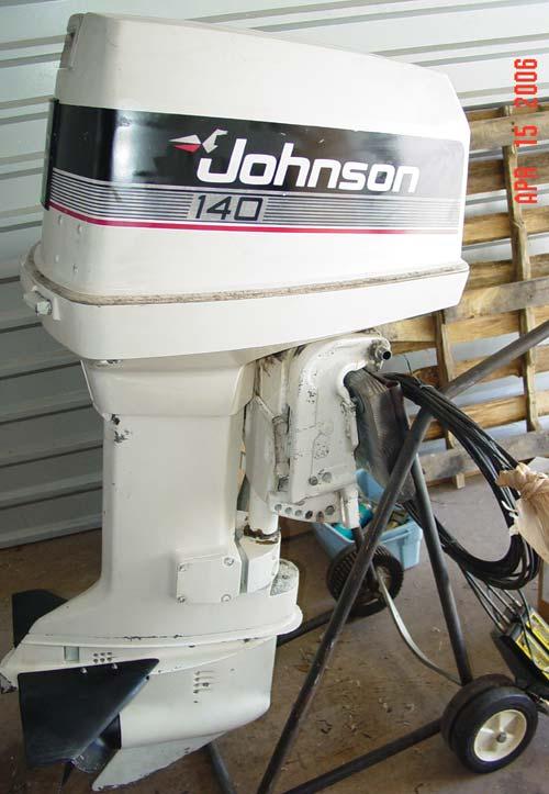Johnson 140 Wiring Diagram