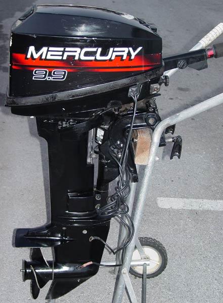 9 Mercury Outboard Parts Diagram