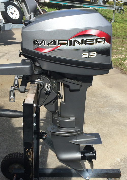 Mariner Ignition Switch Wiring Diagram 9 9hp Mariner Outboard For Sale