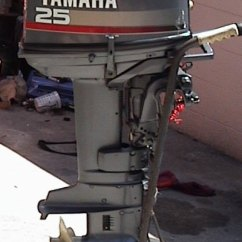 Mercury Outboard Parts Online Chevy 350 Mini Starter Wiring Diagram Good Used 25hp Boat Motor « All Boats