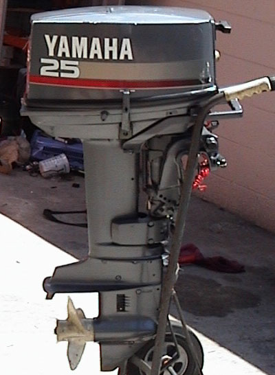 mercury outboard parts online 2004 chevy venture radio wiring diagram good used 25hp boat motor « all boats