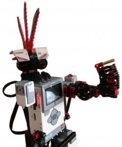Rolling EV3RSTORM: a self balancing robot